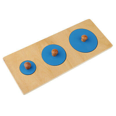 Wooden Toys, Montessori Geometry Leaning Early Educational Toys for Kids #11