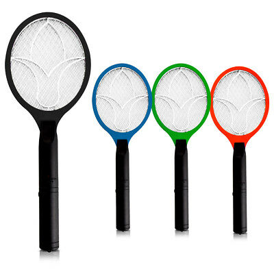 kwmobile Electric Bug Zapper - Fly Swatter Mosquito and Bug Killer for Indoor
