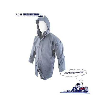 XXL SEAL FLEX QUALITY NAVY WATERPROOF AND BREATHABLE PARKA JACKET SIZE S