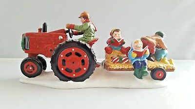 "Department 56 ""CAROLING AT THE FARM"" # 54631"