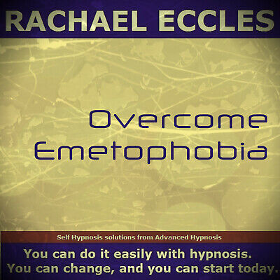 Overcome Emetophobia Hypnotherapy Self Hypnosis CD