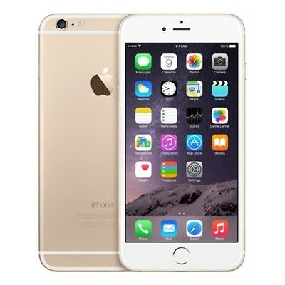 Apple Iphone 6 Plus Gold 64 Gb Box Sigillato Grado A++ No Graffi No Fingerprint