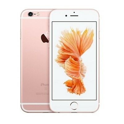 Apple Iphone 6S Plus Rose Gold 64 Gb Sigillato Grado A++ No Graffi No Fingerprin