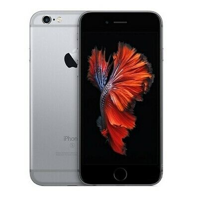 Apple Iphone 6S Grey 128 Gb Sigillato Grado A++ No Graffi No Usura Come Nuovo