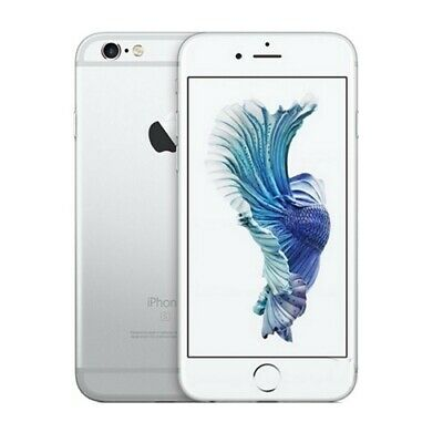 Apple Iphone 6S Silver 128 Gb Sigillato Grado A++ No Graffi No Usura Come Nuovo