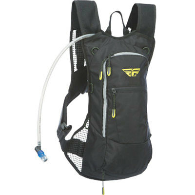 Fly Racing XC70 2 Liters MX Motocross Offroad Hydro Pack Black