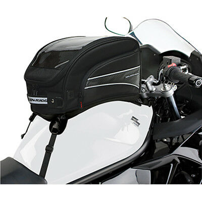 Nelson Rigg CL-2016-ST Journey XL Strap Mount Motorcycle Tank Bag