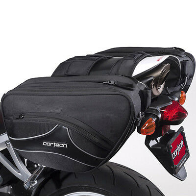 Cortech Super 2.0 36L Motorcycle Saddlebags