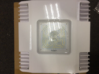 Canopy 150W LED Lights Drop Lens Gas Station with Mounting UL/DLC 10 Years