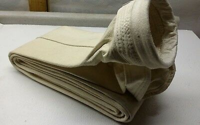 """Filter/Dust Collector Bag 5"""" x 12'  Case of 20 NEW"""