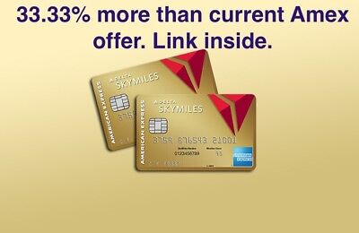 Amex gold delta skymiles credit card referral 60000 bonus miles50 amex goldplatinum delta skymiles credit card referral 50000 bonus miles50 c colourmoves