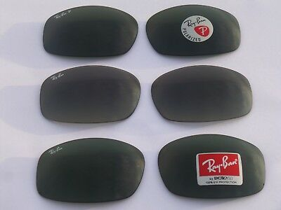 New RayBan RB3445 Replacement lenses  100% Authentic 61mm