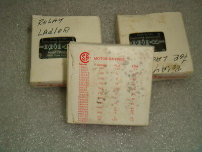 New Lot Of 3 Opto 22, Solid State Relays, 120D25, New In Factory Box