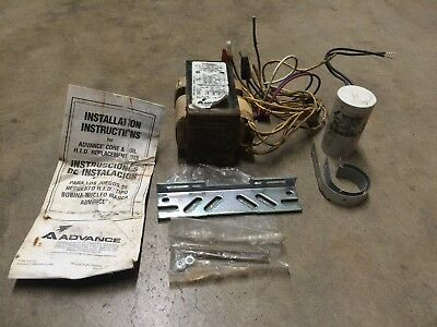 ADVANCE 71A8071-001D 100W High Pressure Sodium Ballast Kit (Surplus Truck Stock)