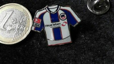 Hansa Rostock Trikot Pin 2011//2012 Away Badge Kit Veolia