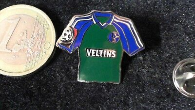 S04 Schalke Trikot Pin Badge Away 1999 / 2000 Veltins Bier