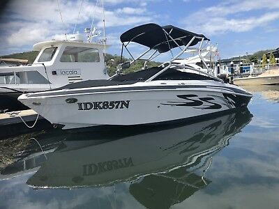 2008 Four winns bowrider,320HP++  6.2L MPI Mercruiser-A Real Head Turner
