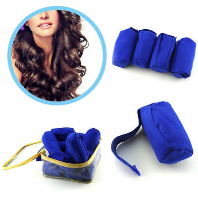 "The Sleep in Styler For Long Hair NIP 12 Rollers Curlers 3.34"" As seen on Tank"