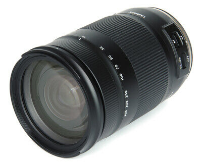 Tamron 18-400mm f/3.5-6.3 Di II VC HLD Lens for Canon EF BRAND NEW