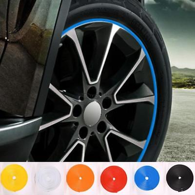 Car Wheel Hub Rim Edge Protector Rim Stickers With Strong Gel MSF