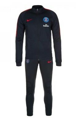 Nike Paris Saint Germain 16/17 Knit Men's Tracksuit - 809762 476