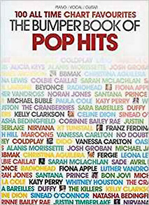 The Bumper Book Of Pop Hits - 100 All Time Chart Favourites, New, Not Available