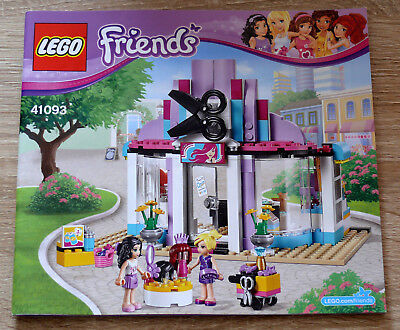 lego friends 41124 instructions