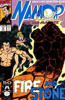 Marvel Comics Namor #17 1991 First Print