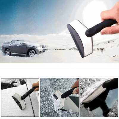 Useful Auto Windshield Snow Removal Scraper Ice Shovel Window Cleaning Tool Neu