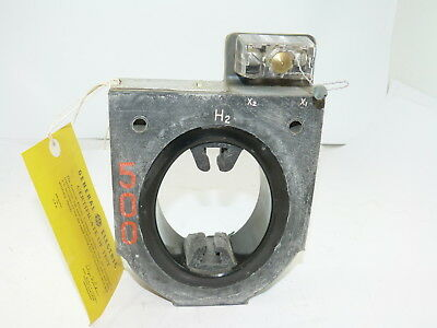 General Electric JAB-O Current Transformer 500:5 Amp 750X36G205 Surplus