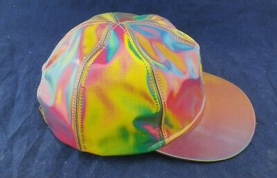 2014 DIAMOND SELECT TOYS  Marty McFly Color Changing Hat Cap Back to the Future