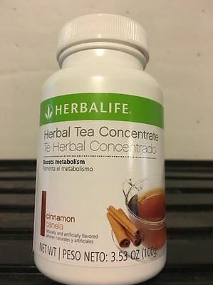 Herbalife Large 3.53oz Herbal Tea Concentrate - Cinnamon