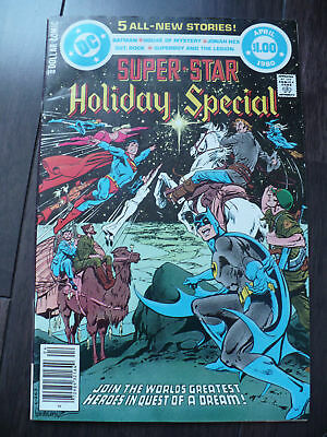 DC Special Series #21 - Super-Star Holiday Special - Spring 1980.