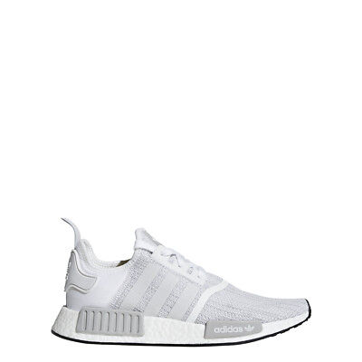 adidas Mens NMD_R1 White/Grey/Running White - B79759
