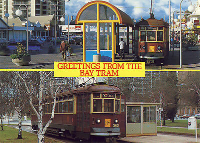 AK: Greetings from The Bay Tram