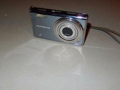 Olympus Fe-4000 Digital Camera - Good For Parts- H62