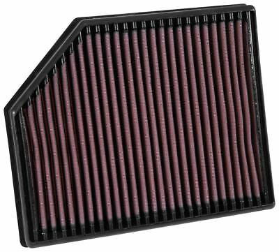 33-3065 K&N Replacement Air Filter for VOLVO V90 II L4-2.0L DSL; 2016-2017
