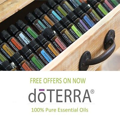 NEW doTERRA Essential Oils - Selected Oils Available -  CURRENT SPECIALS