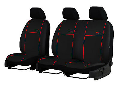 Mercedes Benz Vito W638, W639 Up To 2014 Eco Leather Universal Front Seat Covers
