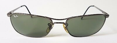 adf7e52504 RAY BAN RB3132 006 Black Sunglasses Metal Frames -  118.74