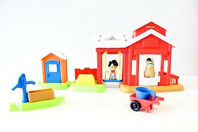 Little People Horse Stable Playset Fisher Price  New