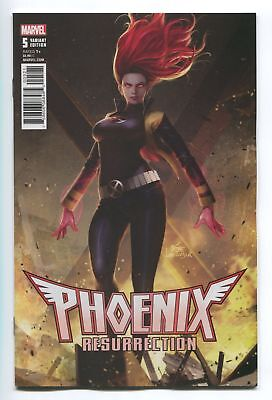 Phoenix Resurrection (2018) #5 - In-Hyuk Lee Variant (NEW)