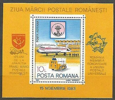 Romania - Hojas Yvert 161 Mnh Day of the Stamp