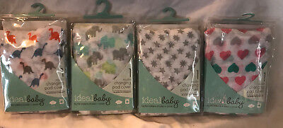 ideal Baby by Aden + Anais Changing Pad Cover, New! Free Shipping!