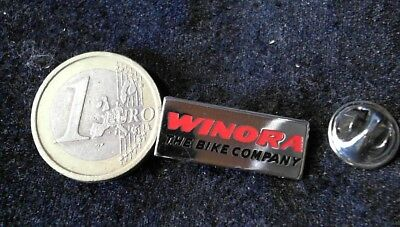 Winora Pin Badge Fahrräder The Bike Company