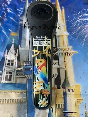 NEW Disney Parks ENCHANTED TIKI ROOM JOSE BLACK Magic Band Magicband 2