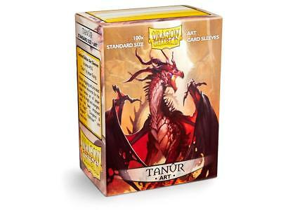 Dragon Shield Tanur Art Sleeves - 100 Classic Standard Size Sleeves
