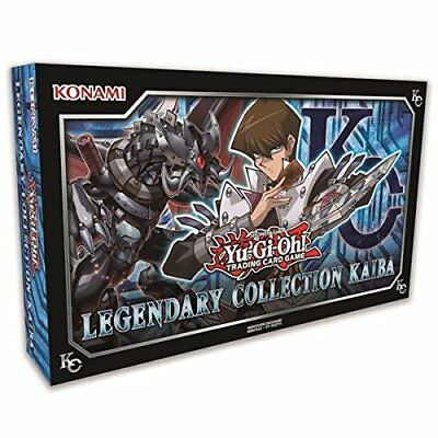 1x Legendary Collection Box Kaiba - Deutsch NEU Yu-Gi-Oh