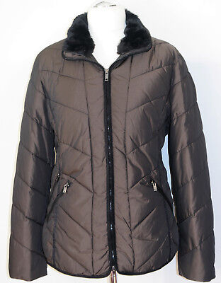 edition by gerry weber winterjacke gr 42 damenjacke parka mantel steppjacke eur 149 00. Black Bedroom Furniture Sets. Home Design Ideas