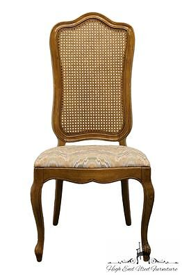 THOMASVILLE Tableau French Provincial Cane Back Dining Side Chair 701-95